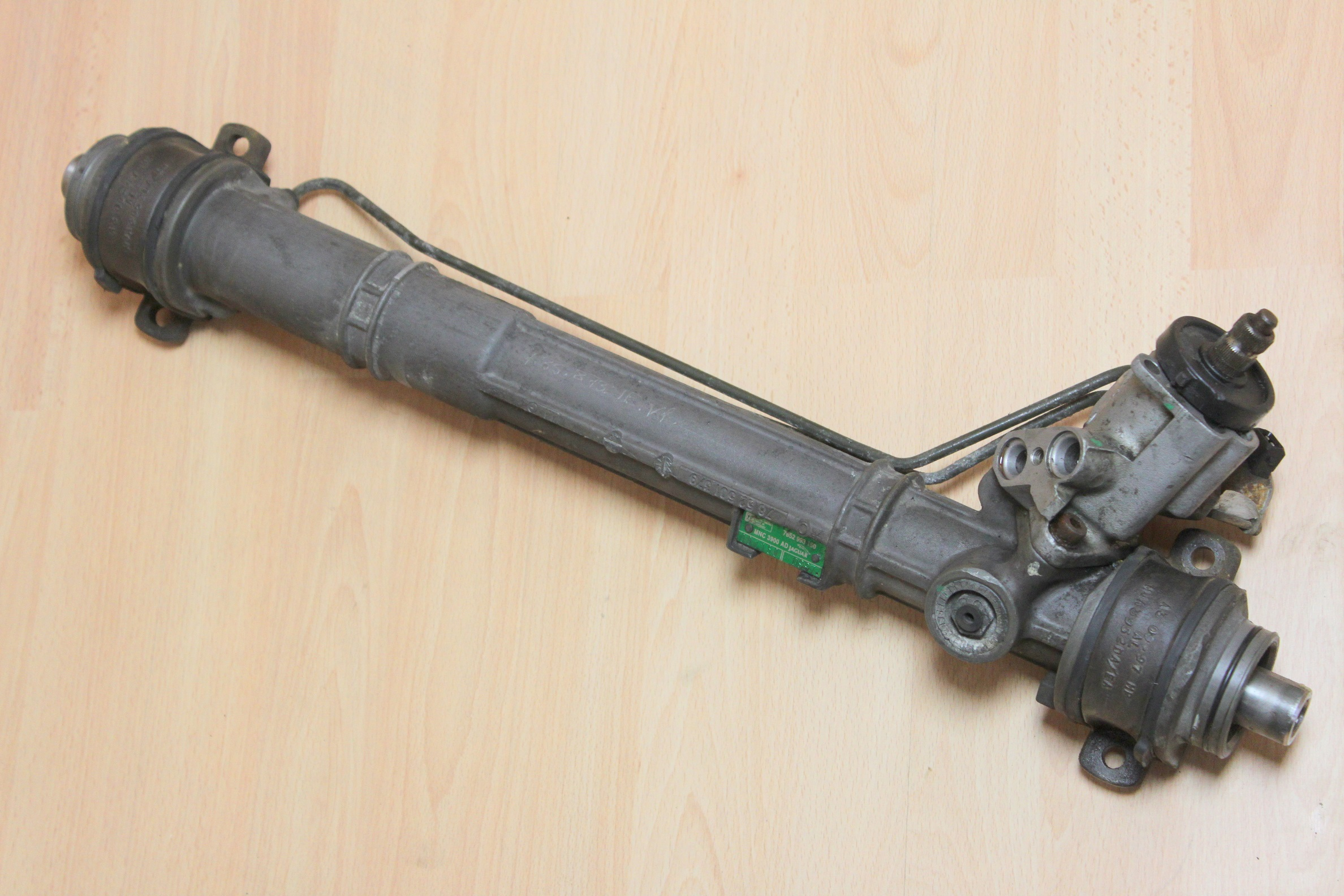 POWER STEERING RACK (STANDARD/COMFORT) Jaguar XJ8 X308 ...